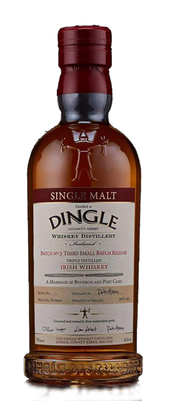 Dingle Distillery Single Malt Whiskey