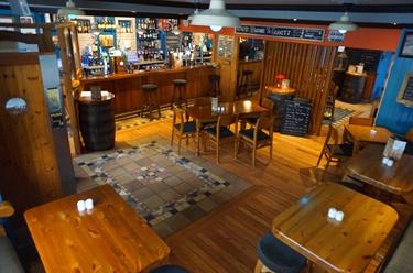 Paul Geaney's Bar & Restaurant Dingle Wild Atlantic Way Front Area
