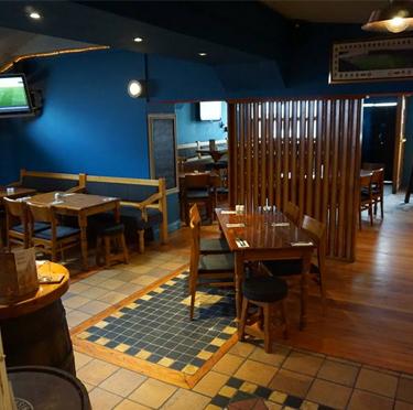 Back of Paul Geaney's Bar & Restaurant Dingle Wild Atlantic Way Thumbnail