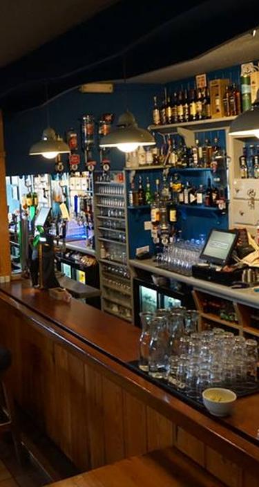 Back Bar Back of Paul Geaney's Bar & Restaurant Dingle Wild Atlantic Way